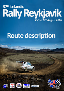 Route description RR 2016